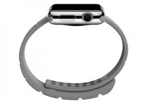 隠されたポートを利用するApple Watch用バッテリー内蔵バンド(動画あり)