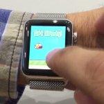 Apple Watchをハッキングし、ネイティブアプリを走らせる動画