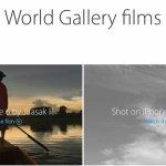 Apple、iPhoneのキャンペーン「World Gallery films」に2本のビデオを追加