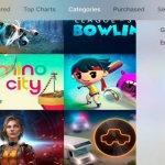 Apple、「Apple TV App Store」のカテゴリーセクションを追加