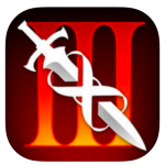 人気ゲームの「Infinity Blade III」、840円→120円で提供中