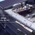 Apple Campus 2の空撮動画(2015年との比較)