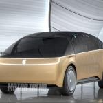 Motor Trend、「Apple Car」のコンセプトデザインを公開!