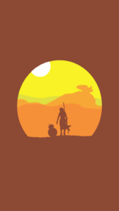 Star-Wars-iPhone-Wallpaper-The-Force-Unleashed-Rey-BB8-576x1024