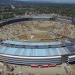 Apple Campus 2の最新空撮動画(6月30日)