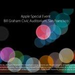 Apple、スペシャルイベント2016のフル動画をYouTubeで公開!