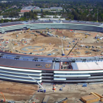 Apple Campus 2の最新ドローン動画