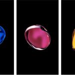 iOS 10.2に搭載される滴の新壁紙3枚