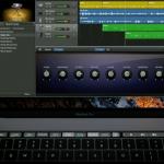 Logic Pro X、Touch Bar(MacBook Pro)のサポートは2017年初め