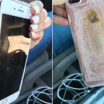 iPhone 7 PlusがGalaxy Note 7のようにバッテリーが溶解する動画