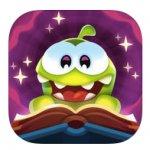 App Storeの「今週のApp」は、人気パズルゲームの「Cut the Rope: Magic」無料