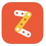 App Storeの「今週のApp」は、人気ゲームの「Zip—Zap」無料