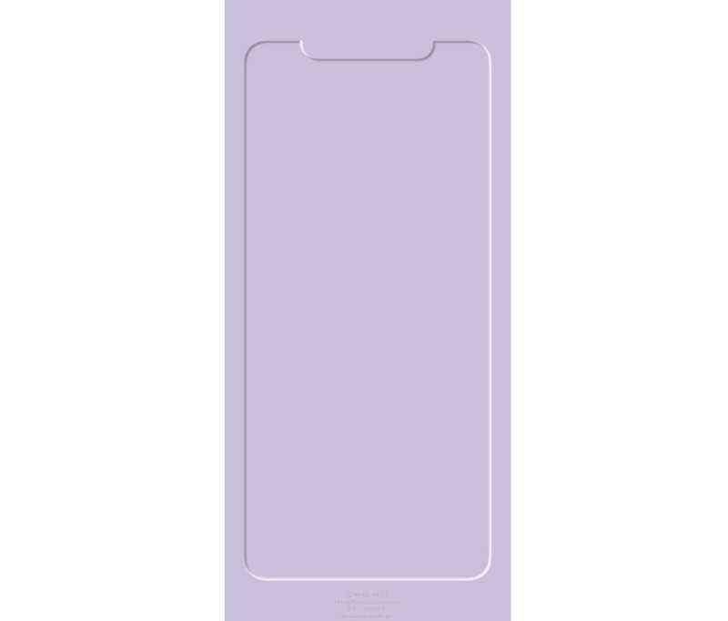 3dの縁取りがあるシンプルなiphone用壁紙 22枚 噂のappleフリークス