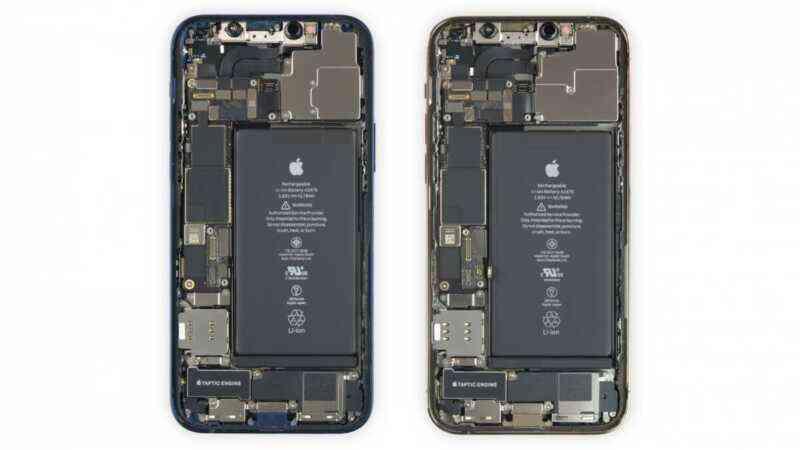 Ifixit Iphone 12 Iphone 12 Proのスケルトン壁紙を提供 噂のappleフリークス